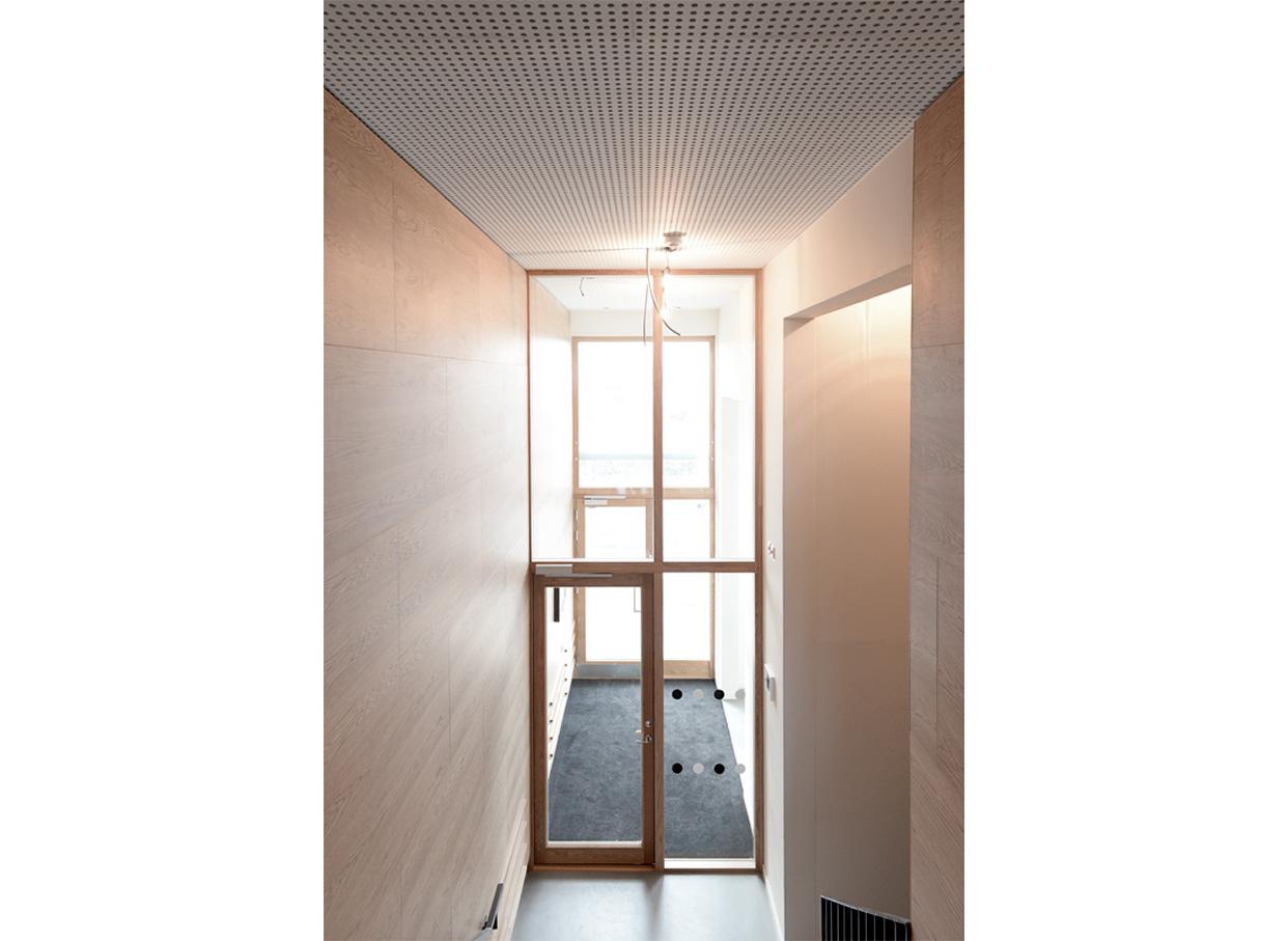 Barkarbystaden_Kvarter7_Jarfalla_Bygget_Entrehall_Varg_Arkitekter