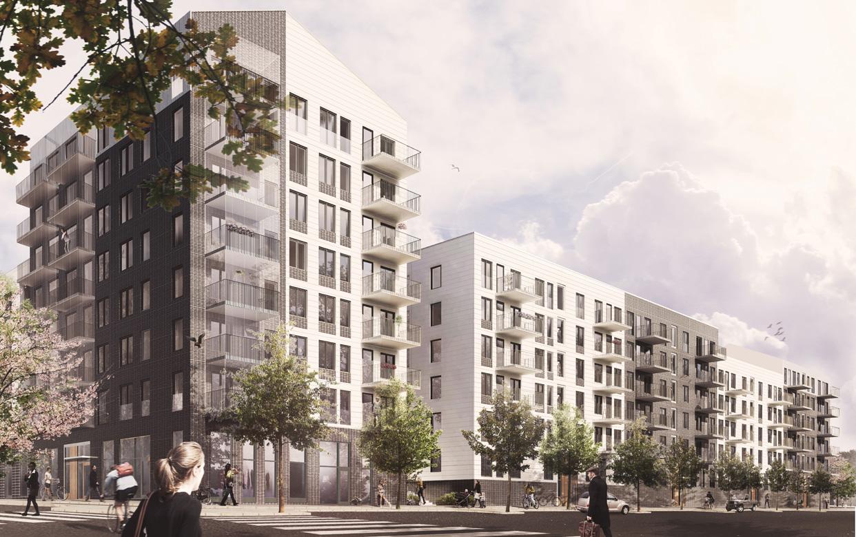 Barkarbystaden_Kvarter7_Jarfalla_Perspektiv_2_Varg_Arkitekter