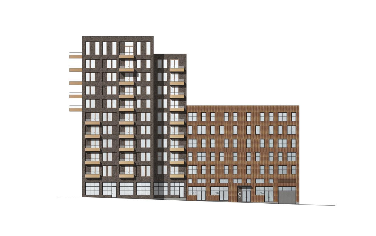Norra_Djurgådsstaden_Stockholm_Ramverk_Bostäder_Fasad_Öster2_Varg_Arkitekter