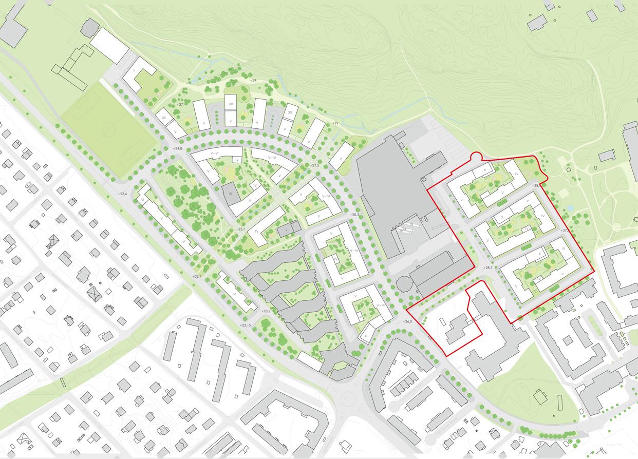 Sandaletten_Kabelverket_Bostäder_Älvsjö_Stockholm_Strukturplan_Varg_Arkitekter_Ver2