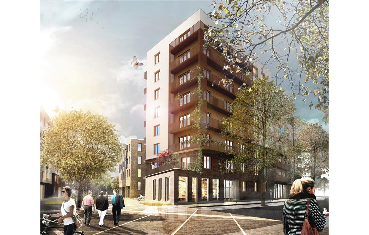Älvsjö_Kabelverket_DP3_Huvudgatan_Vy_Varg_Arkitekter_B