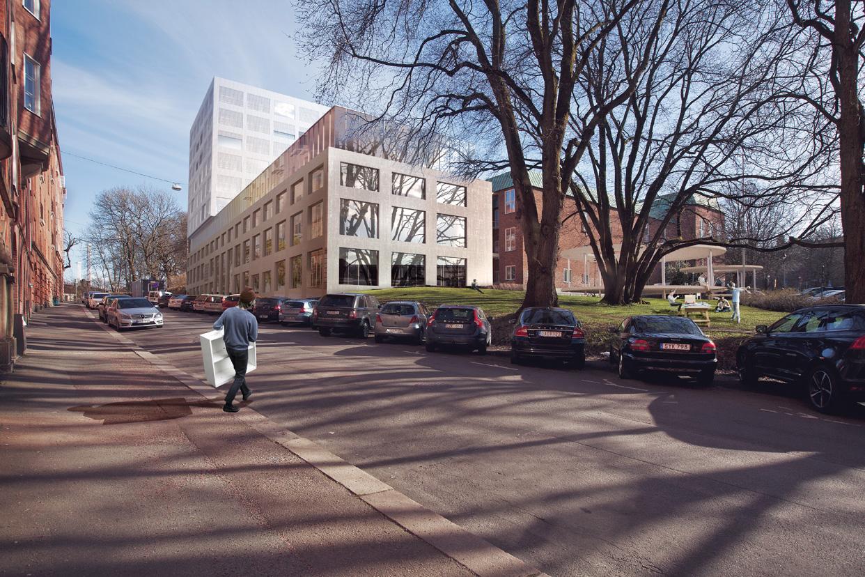Campus_Näckrosen_Göteborg_Inåt_Utåt_Vy_Johannebergsgatan_Varg_Arkitekter
