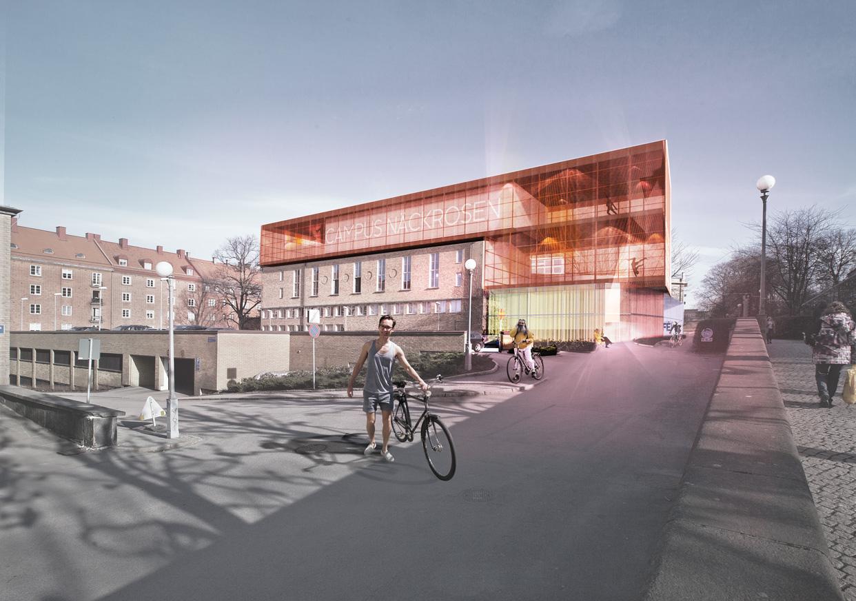 Campus_Näckrosen_Göteborg_Inåt_Utåt_Vy_Renströmsparken_Varg_Arkitekter