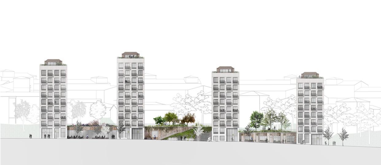 varg-arkitekter_nacka_jarlaberg_jarlabergsvagen_bostader_fasadelevation_201610