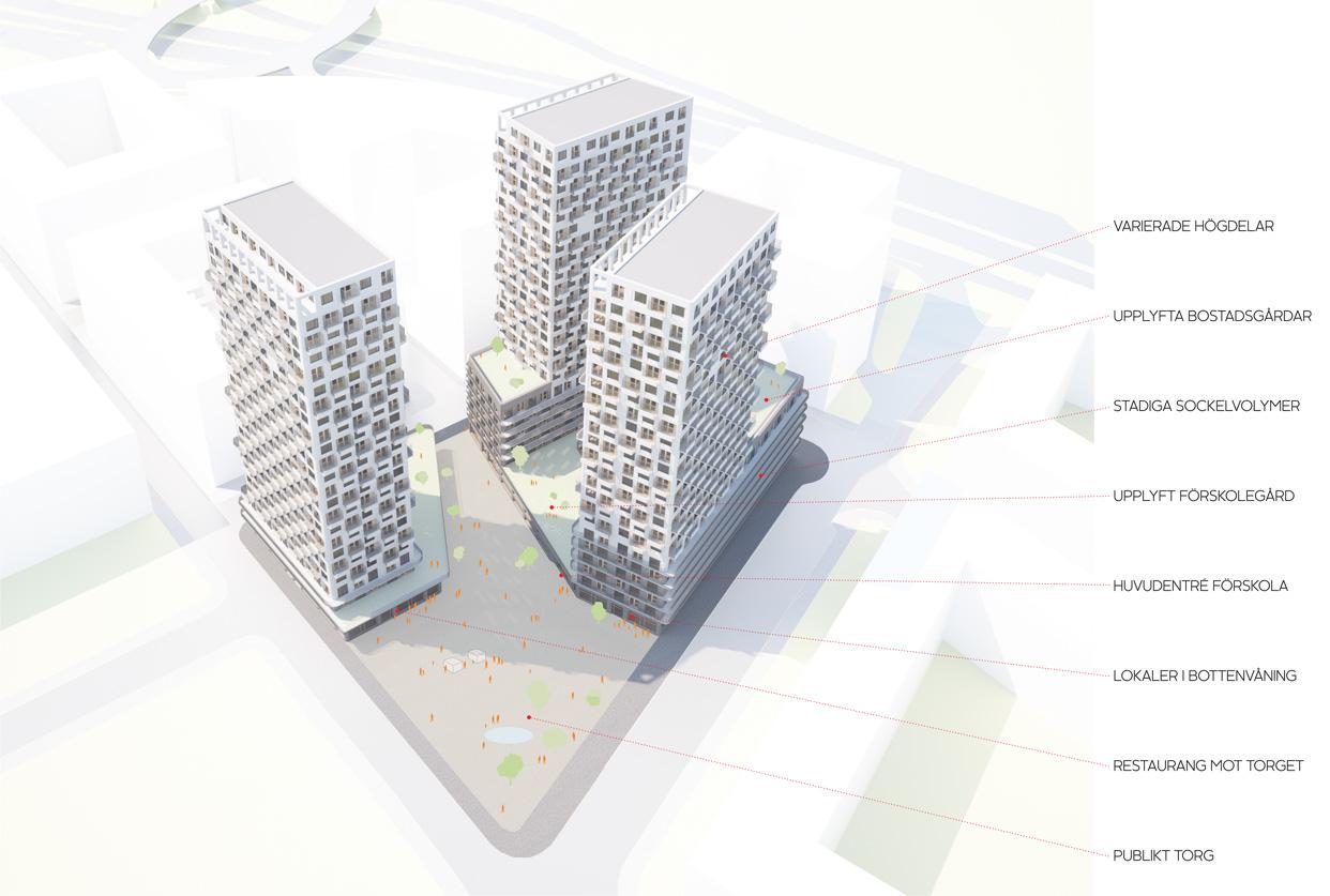 häggvik_städet_bostäder_axo_Varg_Arkitekter