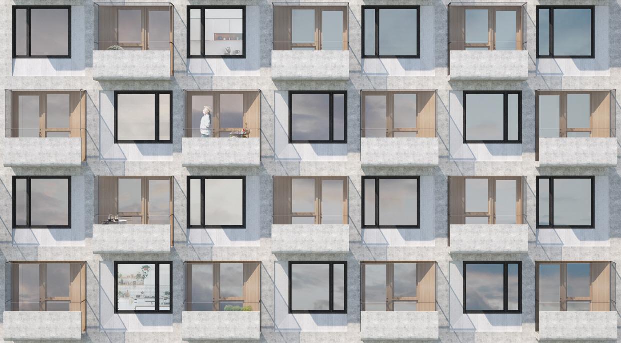 häggvik_städet_bostäder_fasad_Varg_Arkitekter