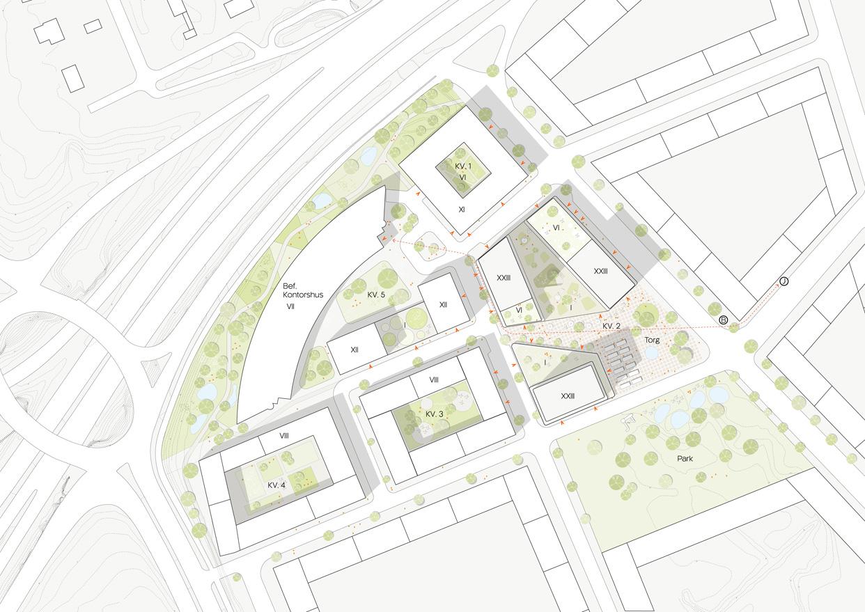 häggvik_städet_bostäder_situationsplan_Varg_Arkitekter