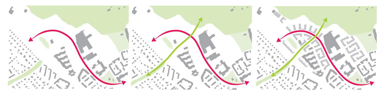 Älvsjö_Stockholm_Kabelverket_Bostäder_Stadsutveckling_diagram_Varg_Arkitekter