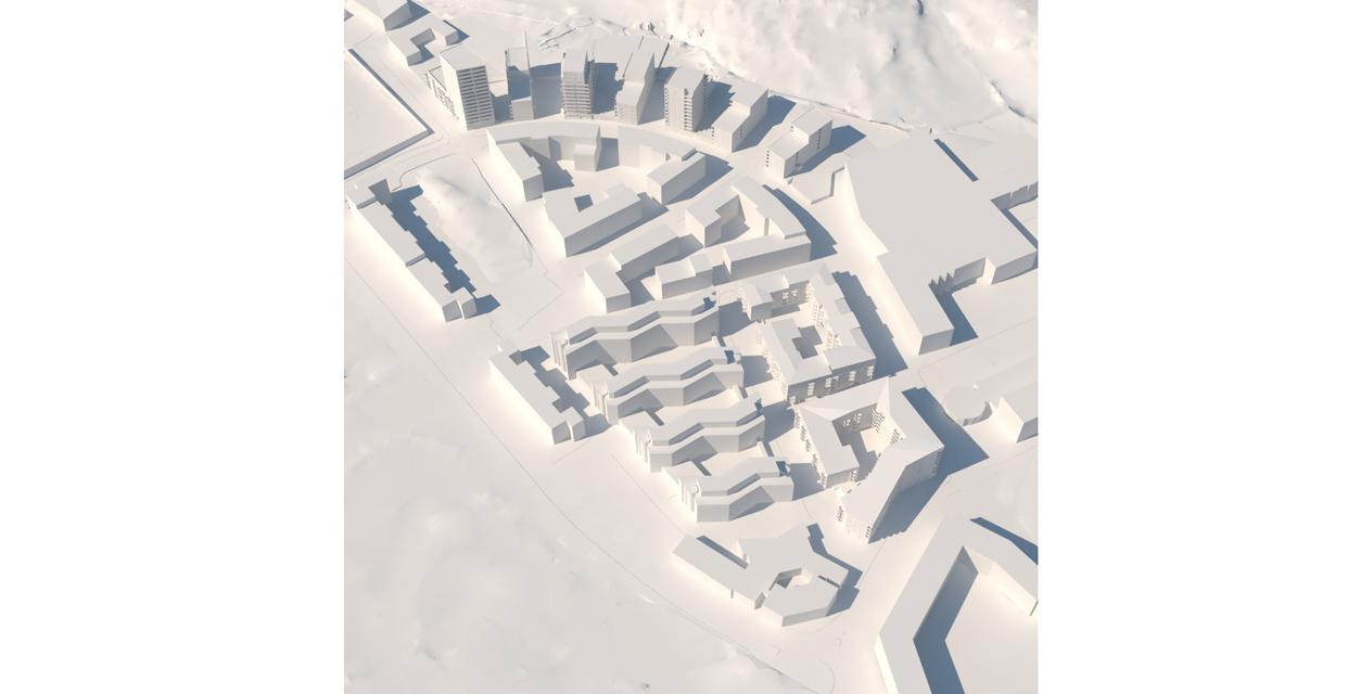 Älvsjö_Stockholm_Kabelverket_Bostäder_Stadsutveckling_solstudie_juli_Varg_Arkitekter