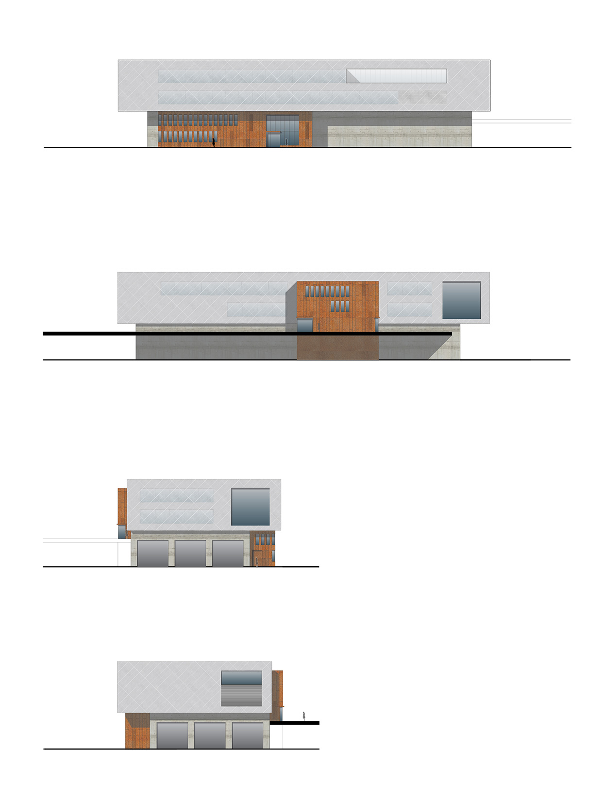 Tomteboda_Tvatthall_Administrationsbyggnad_Solna_Fasader_Arkitekter