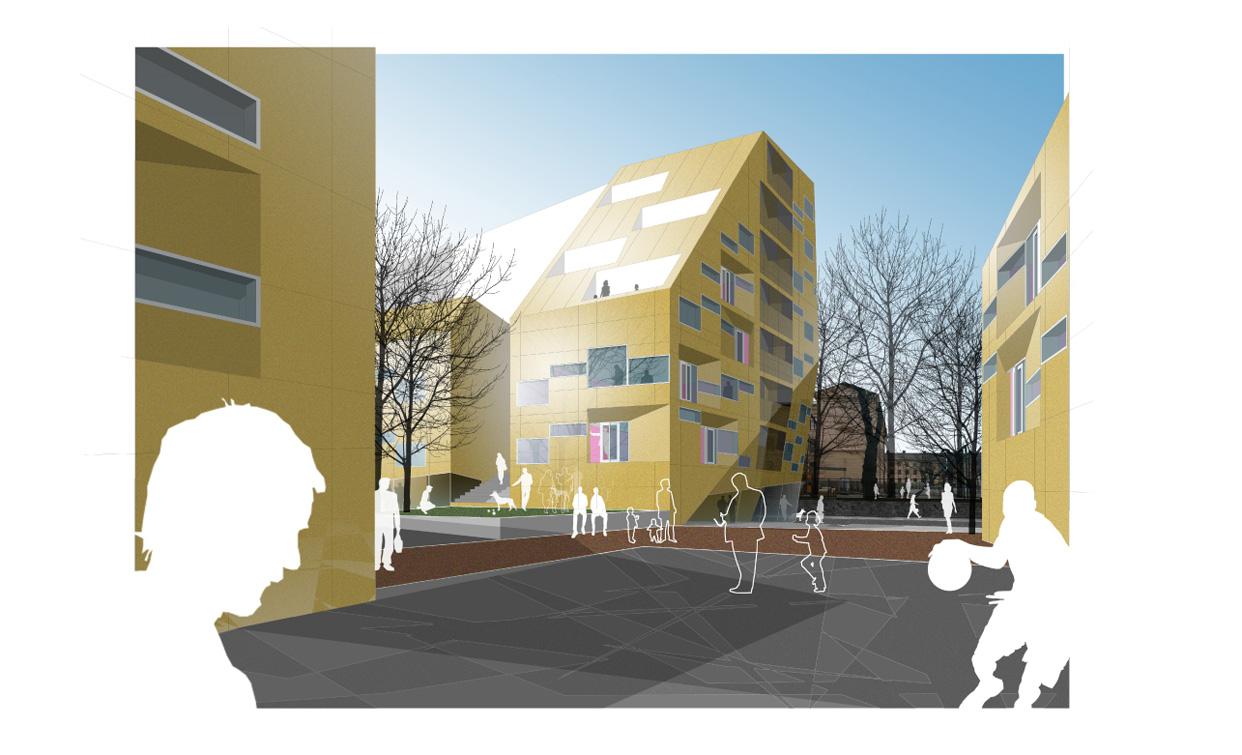 unblock_grimman_sodermalm_stockholm_bostader_illustration_gårdsvy_hörn_varg_arkitekter